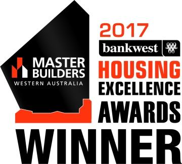 2017 Housing Excellence Awards WINNER